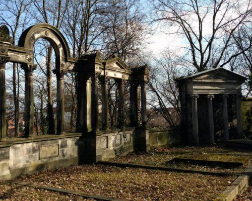 Graveyards in Görlitz