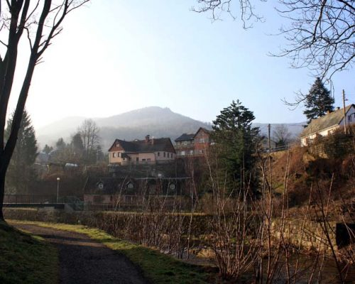 Hiking in Hejnice