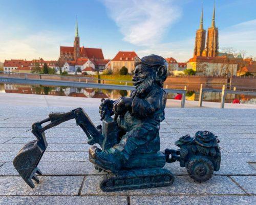 Day Trip to Wroclaw