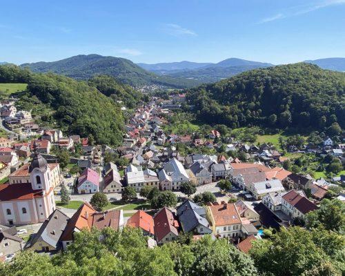 A Weekend in Štramberk